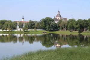 Panorama a Nesvizh - 2