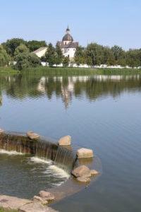 Panorama a Nesvizh - 4