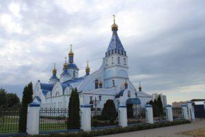 Parrocchia dell'icona Tikhvin della Madre di Dio