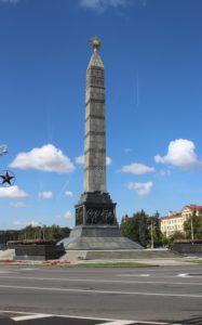Piazza della Vittoria - l'Obelisco