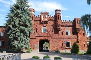 Porta Kholmskiye - esterno
