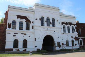 Porta Kholmskiye - interno