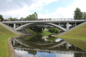 Pushkin Bridge