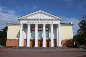 Sede della Filarmonica Regionale di Vitebks