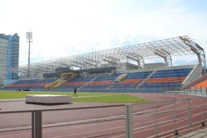 Spartak Stadium a Mogilev
