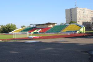 Spartak Stadium di Bobrujsk