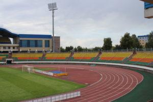 Stadio del Neman Grodno - curva