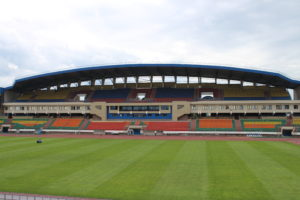 Stadio del Neman Grodno - tribuna