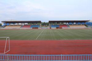 Stadion Start - Tribuna