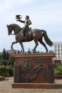 Statua Equestre al Granduca Algirdas