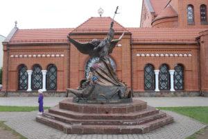 Statua dell'Arcangelo Michele