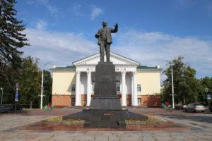 Statua di Lenin