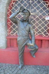 Statua di Shura Balaganov