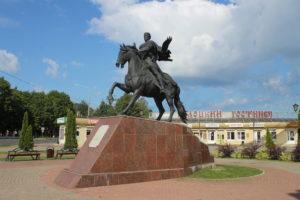 Statua equestre di Vseslav Charodey