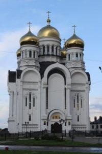 Tempio di Spaso-Preobrazhensky della diocesi di Mogilev
