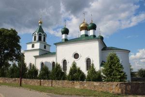 Trinity Church - lato