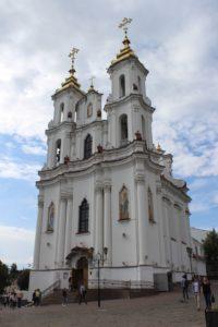 Voskresenskaya Church - lato