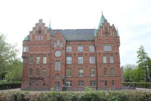 Biblioteca di Malmo - edificio storico