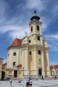 Chiesa Cattolica di Laxenburg