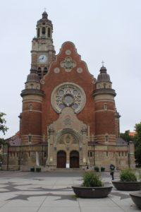 Chiesa di San Giovanni - vista frontale