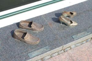 Esempi di scarpe su Davidshallsbron