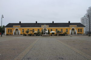 Ex Stalla in Drottningtorget