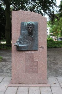 Folkets Park - in onore di Olof Palme