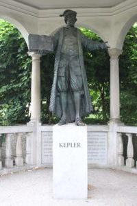 In onore di Johannes Kepler