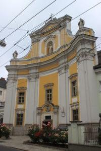 Kirche der Barmherzingen Bruder