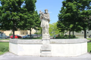 Monumento a Johann Nepomuk