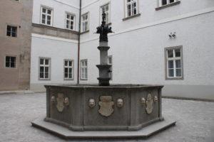 Planetenbrunnen