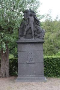 Scultura nel Pildammsparken - 3