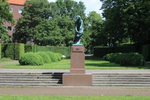 Statua nello Slottshagen
