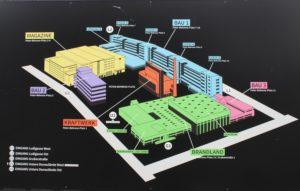 Tabakfabrik - la mappa