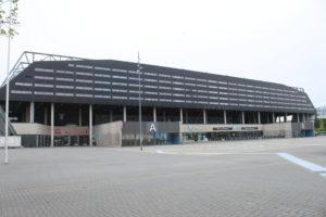 Veduta dello Stadion