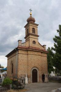 Cappella del Cimitero di Zrenjanin