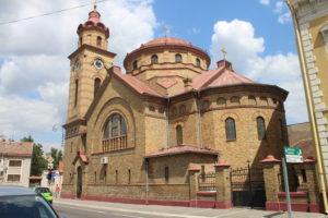 Cattedrale Ortodossa Rumena - retro