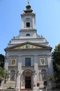 Cattedrale di San Michele Arcangelo - vista frontale