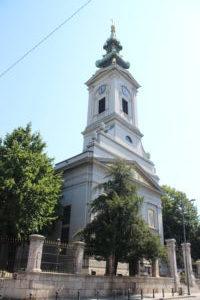 Cattedrale di San Michele Arcangelo - vista laterale