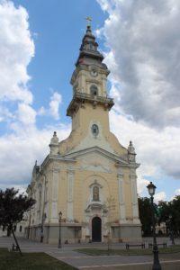 Cattedrale di San Nicola - fronte