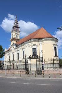 Cattedrale di San Nicola - retro
