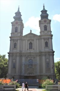 Cattedrale di Santa Teresa d'Avila - panoramica