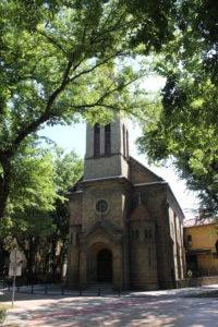 Chiesa Luterana di Subotica