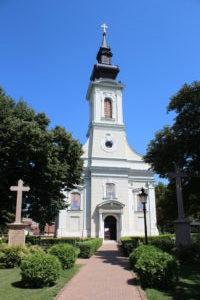 Chiesa Serbo Ortodossa di Subotica