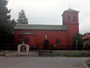 Chiesa a Golubac