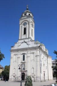 Chiesa di San Giorgio - vista frontale