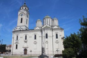 Chiesa di San Giorgio - vista laterale