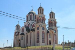 Chiesa di San Luca - vista laterale