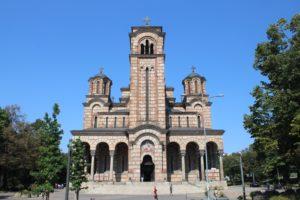 Chiesa di San Marco - fronte
