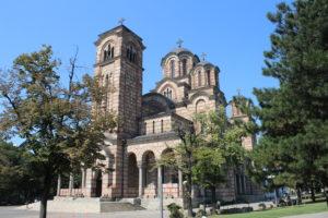 Chiesa di San Marco - vista laterale